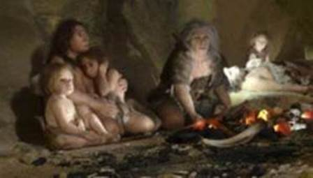 Early Humans from Steve Drury