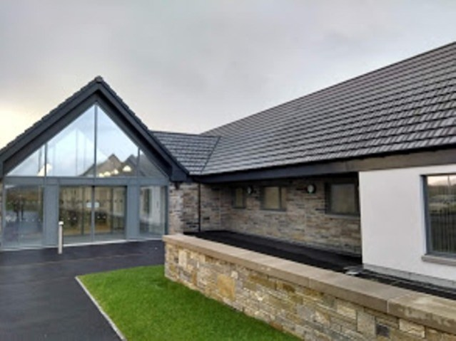 Hamnavoe House care home Stromness