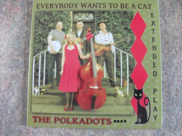 Polkadots CD Bell