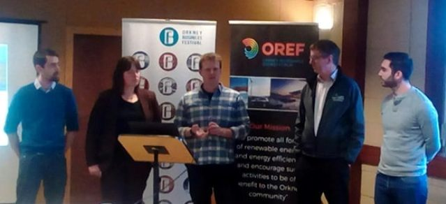Orkney Business Festival Energy
