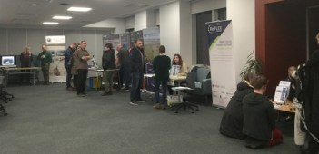 STEM open evening Robert Rendall building 2