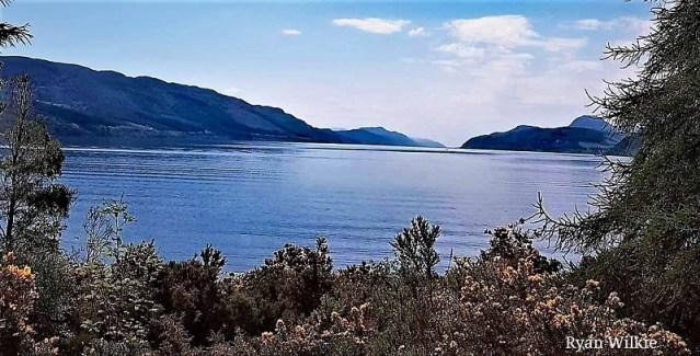 Dores beach Loch Ness
