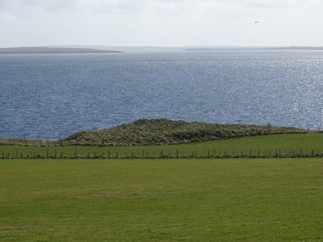 The Knowe O' Dishero Broch Rendall Credit Bell