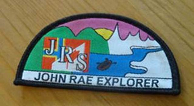 John Rae explorer badges
