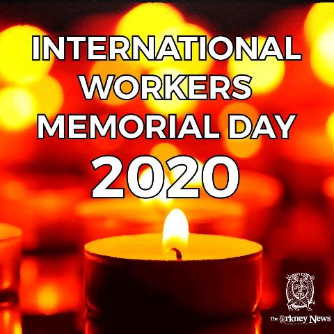 International Workers Memorial Day square image
