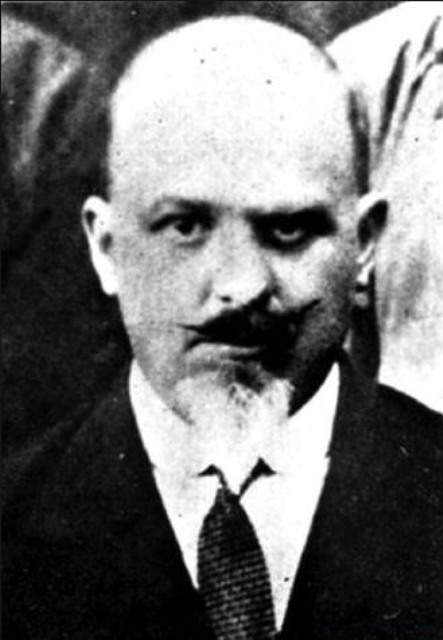 Shirokogoroff in 1929 Russian anthropologist