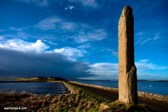 The Watch Stone of Stenness by Martin Laird