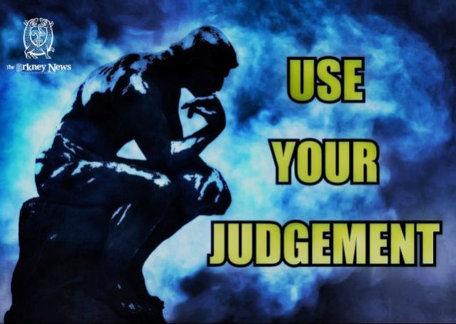 Use Your Judgement Covid19