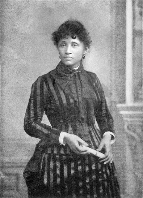 1886 Lucy Parsons