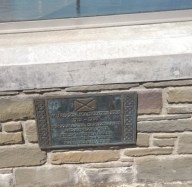plaque to commemorate Murdoch Mackenzie