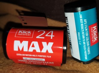 Film cartridges