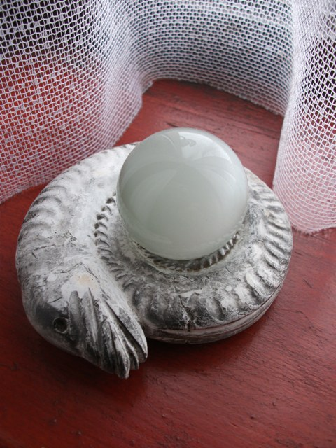 dream orb ammonite credit Bell
