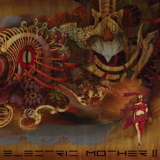 Electric Mother II album cover by Shaun Gardiner