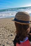 Stinson Beach, California | Self Portrait by Sarah Aylward