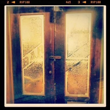 Napa Valley Bar Doors