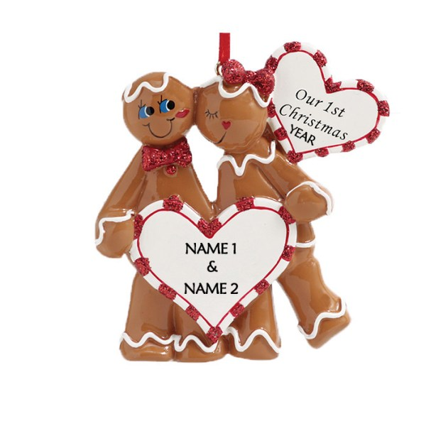gingerbread couple 939