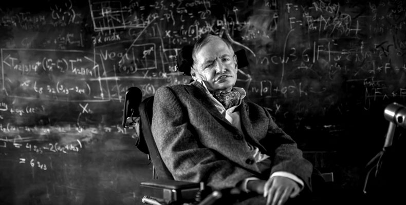 The Theory of Everything – Stephen Hawking