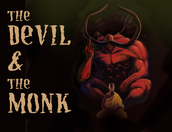 The Devil and The Monk