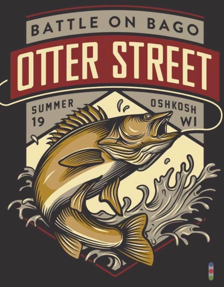 OSFC BOB Walleye Tournament Logo
