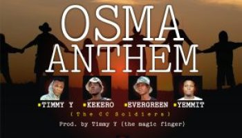 sports shoes a2d5f 0c2ac OSMA MUSIC  OSMA ANTHEM BY CC SOLDIERS