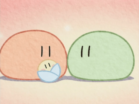 A Big Dango Family