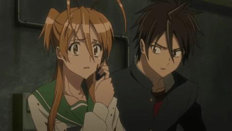 Takashi: I knew this was a retarded idea!