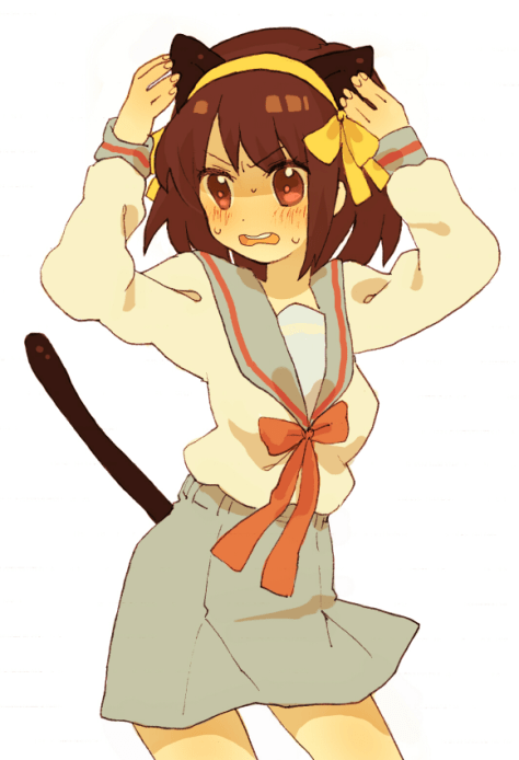 Sorry Haruhi, not this year