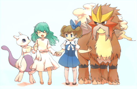 Mi and Ai hate the current Pokemon fanbase