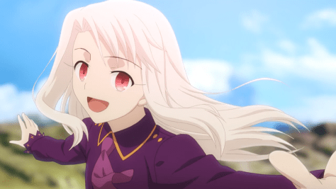 Based Illya, be nice to her
