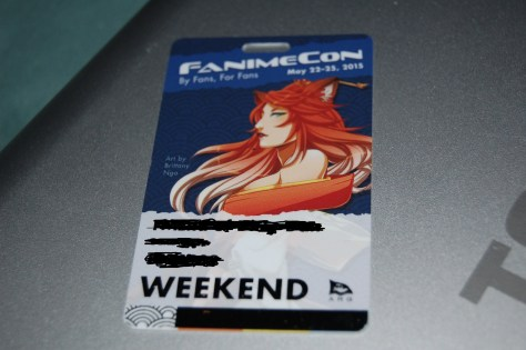 Fanime Badge
