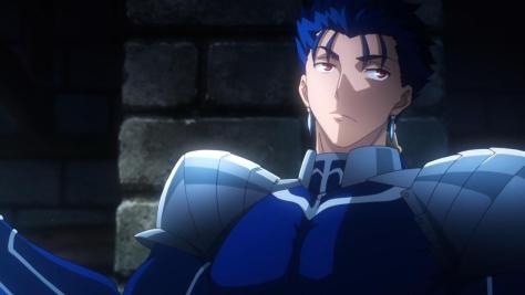 Lancer is a boss, too bad about his luck