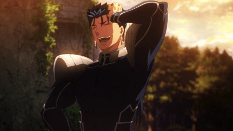 Lancer is a bro
