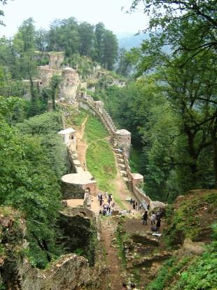 Gilan, Iran - Fuman, Rudkhan Castle 00