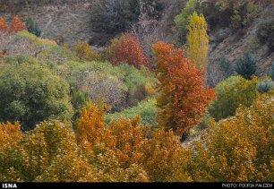 Hamedan, Iran - Autumn in Hamedan 09