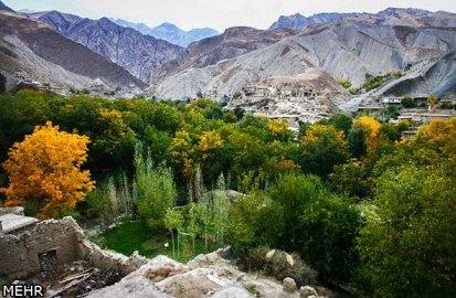 Razavi Khorasan, Iran - Sabzevar in autumn 00