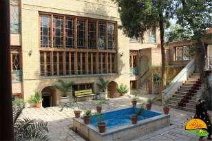 Bazar Library in Tehran
