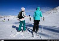 Tehran, Iran - Tehran, Tochal Ski Resort 61