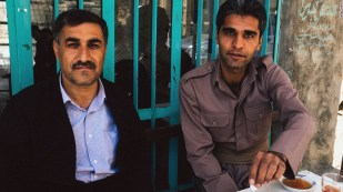 Kurdistan, Iran - Sanandaj to Marivan 04