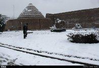 Iran, Kerman Winter Snow 02