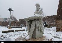 Iran, Kerman Winter Snow 03