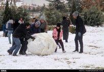 Iran, Kerman Winter Snow 12