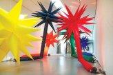 German artist Otto Piene in Tehran Museum of Contemporary Arts in Iran 12