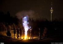 Iran Chaharshanbe Suri Festival of Fire 10