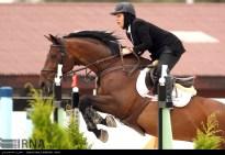 International Equestrian Tournament in Tehran Iran 03
