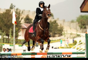 International Equestrian Tournament in Tehran Iran 06
