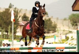 International Equestrian Tournament in Tehran Iran 06