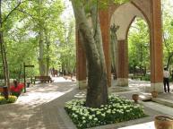 Tehran, Iran - Bagh-e Irani Park 3