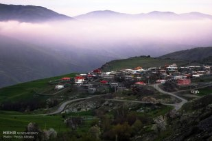 East Azerbaijan, Iran - Kaleybar in spring 11