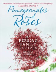 Iranian American Chef Ariana Bundy Book Pomegranates and Roses