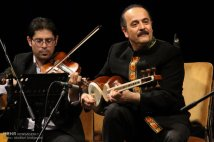 Keyvan Saket & German Guitarists - Meeting East and West in Mirror of Tar and Guitar - 2015, May 9
